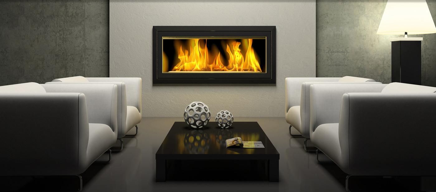 Germano creative interior contracting ltd interior home for Foyer exterieur au gaz