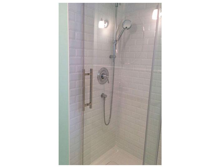 Shower handheld system