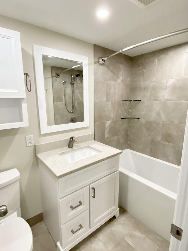 Additional Washroom Added in Basement