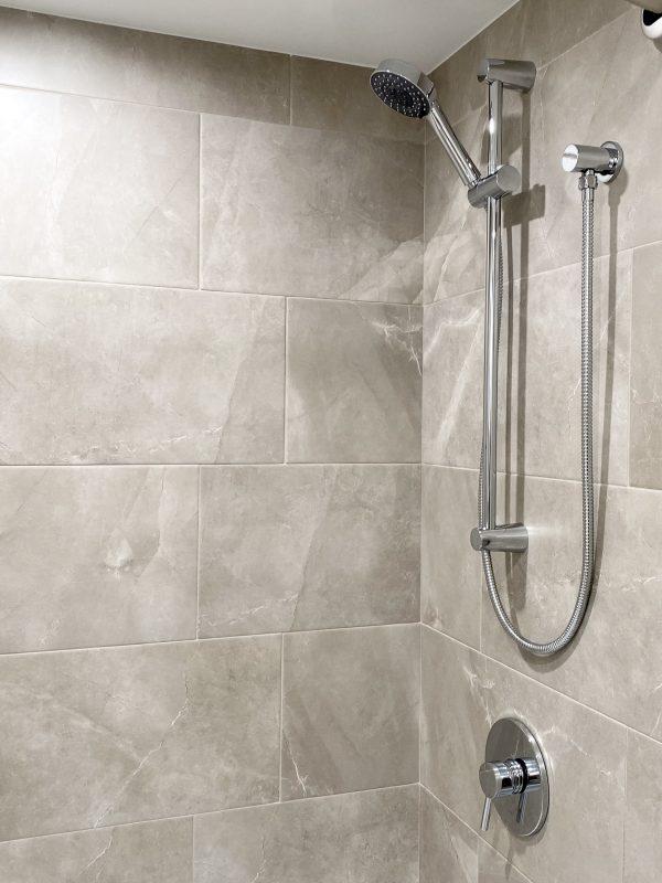 SLidebar shower kit