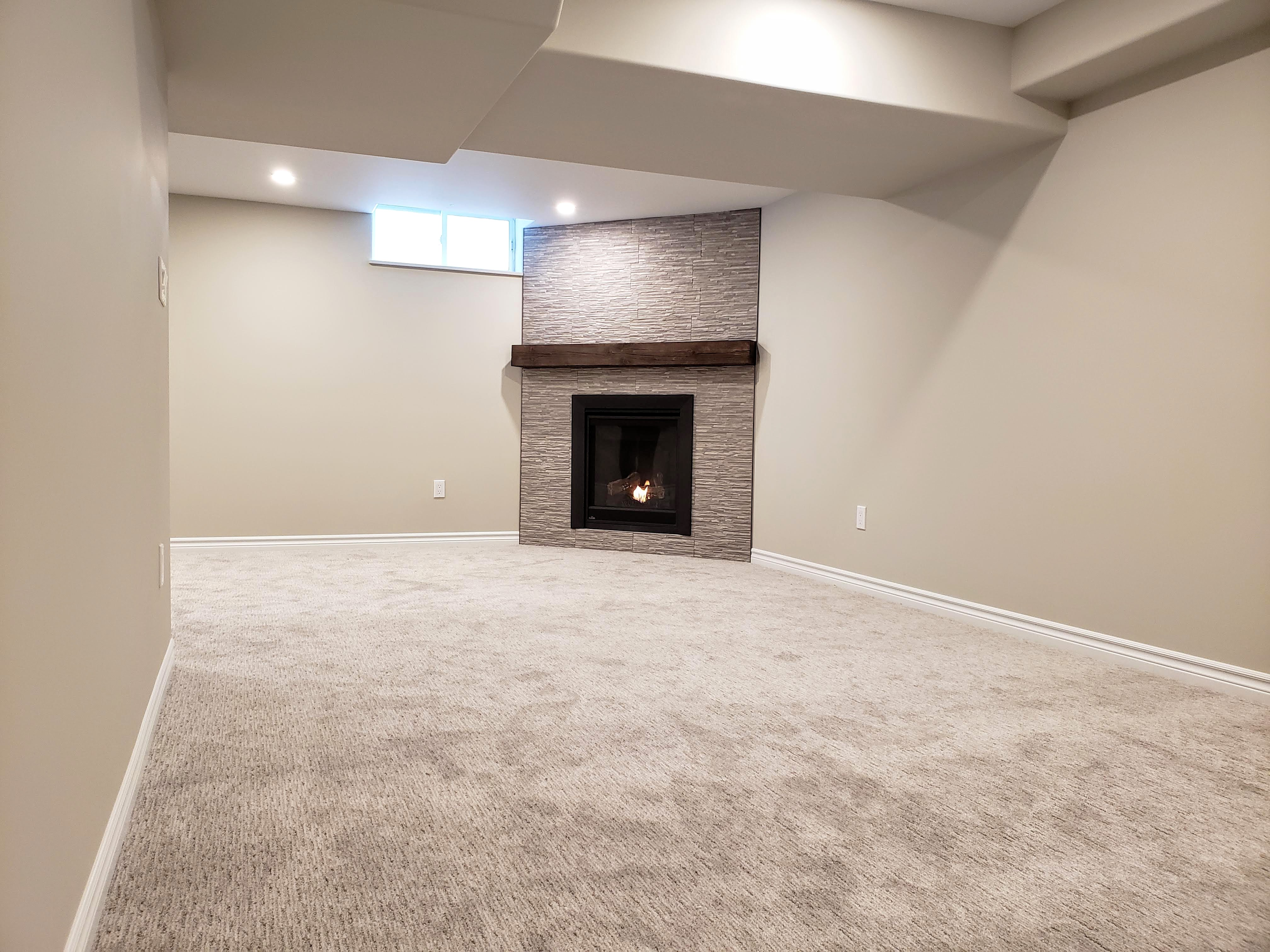 Look-out basement renovation by Germano Creative Interior Contracting Ltd.