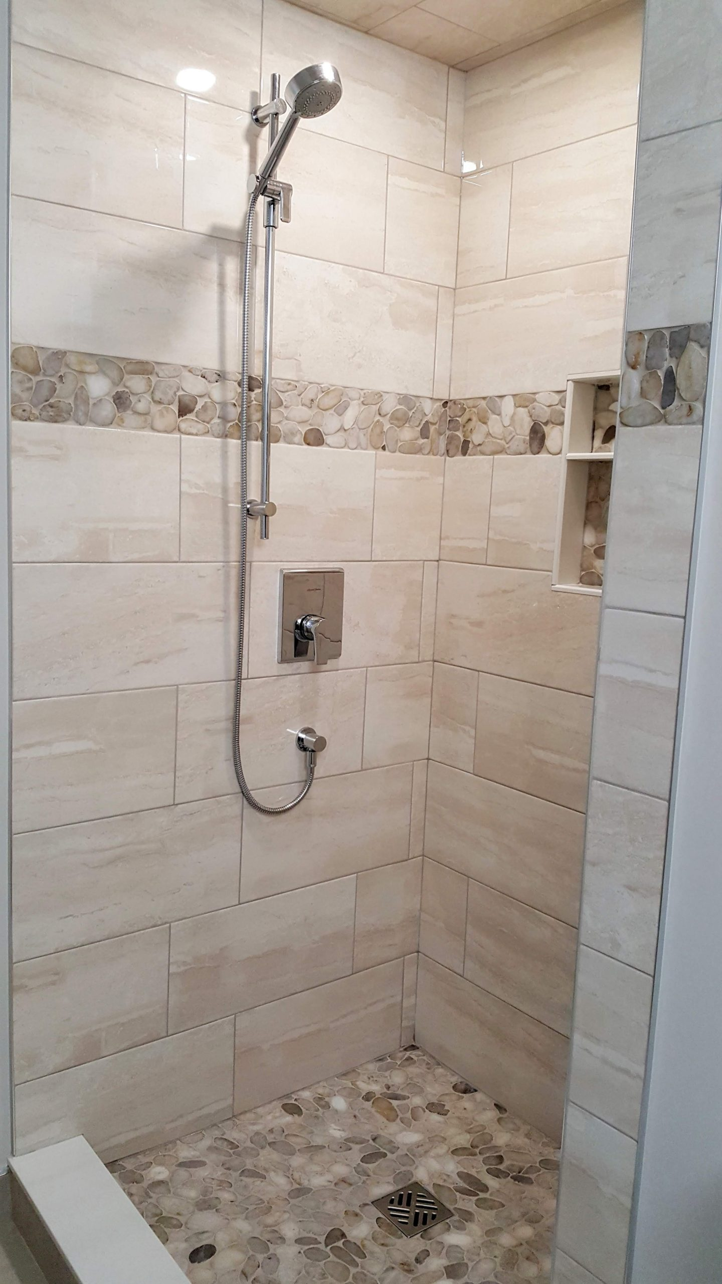 Pebble Accent Bathrooms