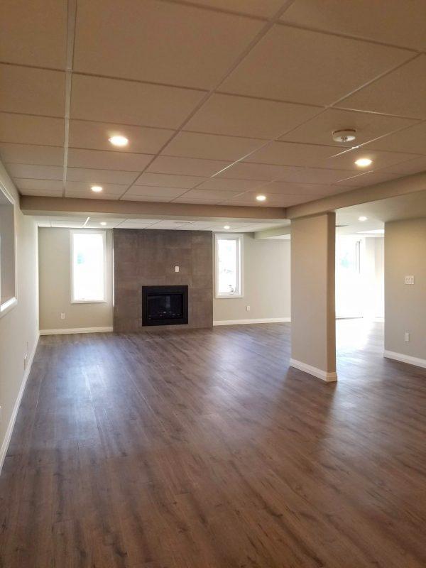 Annette's finished basement